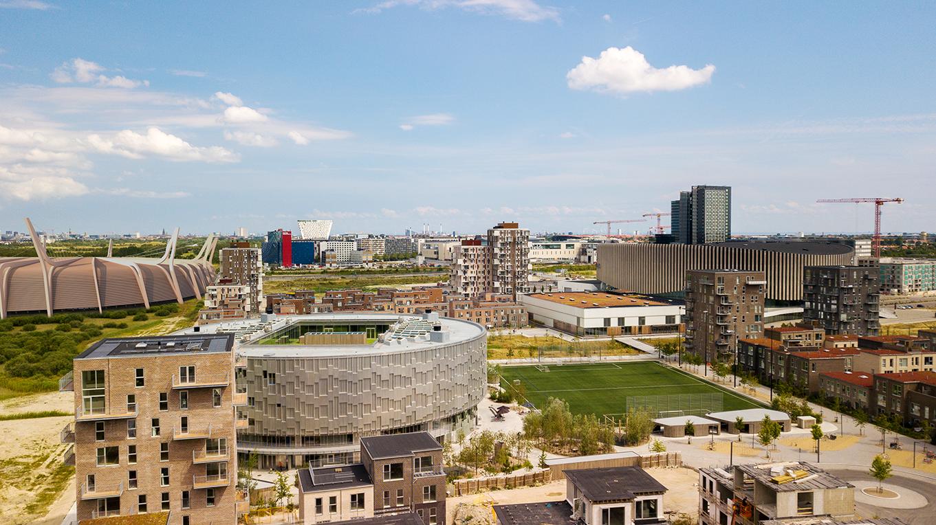 Ørestaden Stadion