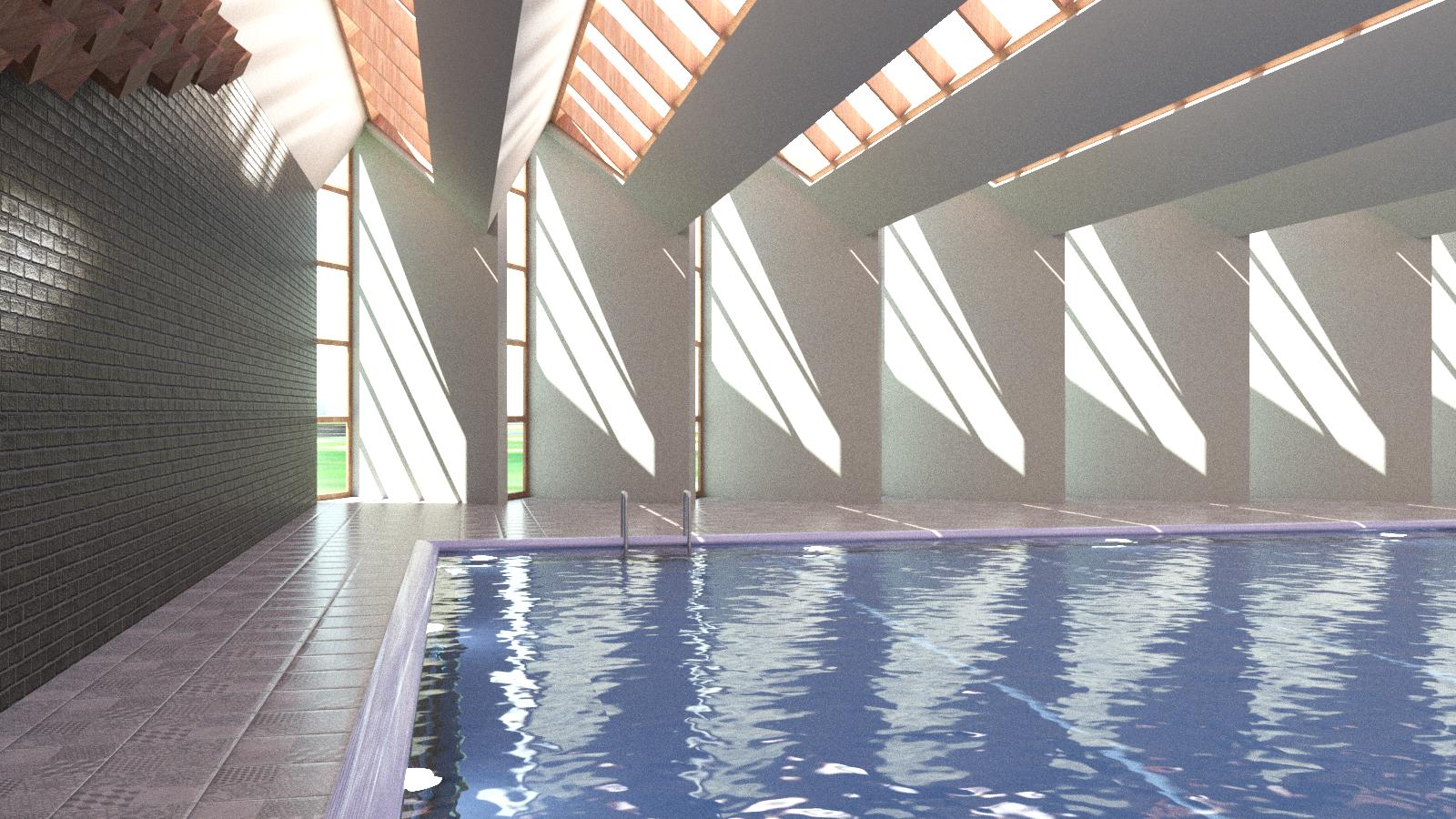 Indoor Pool Architecture