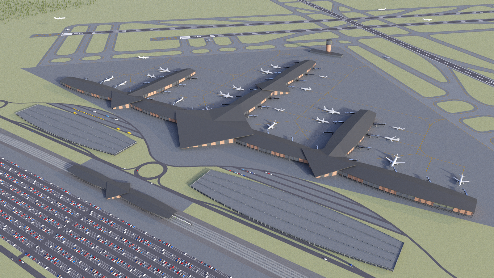 Roskilde International Airport
